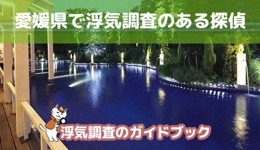 【愛媛(松山)×探偵】浮気調査におすすめの探偵の料金や口コミを調査!