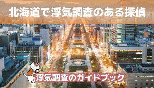 北海道(札幌)の探偵で浮気調査におすすめ探偵を調査、料金や口コミまとめ