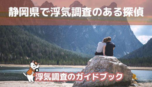 静岡(浜松)の探偵に浮気調査を依頼の参考に料金や口コミを調査してまとめました