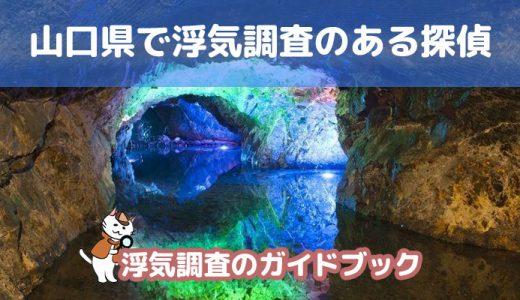 【探偵×浮気調査】山口(下関)でおすすめの探偵の料金や口コミを調査!